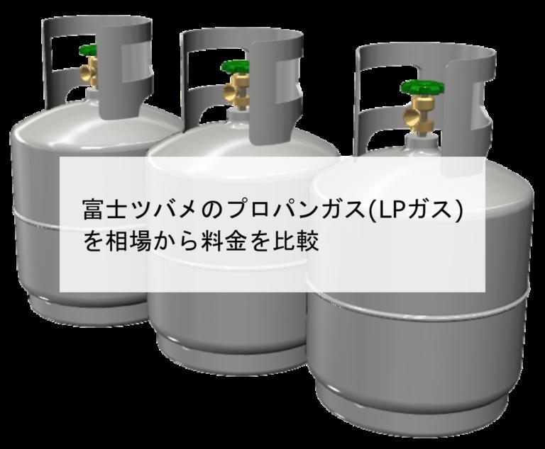 富士ツバメのガス料金は高いのか 口コミ・評判と相場から料金を比較
